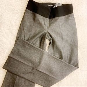 Express | Editor trousers | Low rise| Sz 0R| NWT